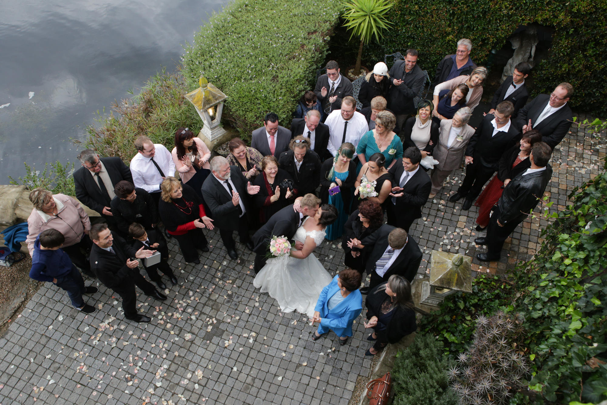 Wedding at Bygracealone - Wedding photographer George (56)