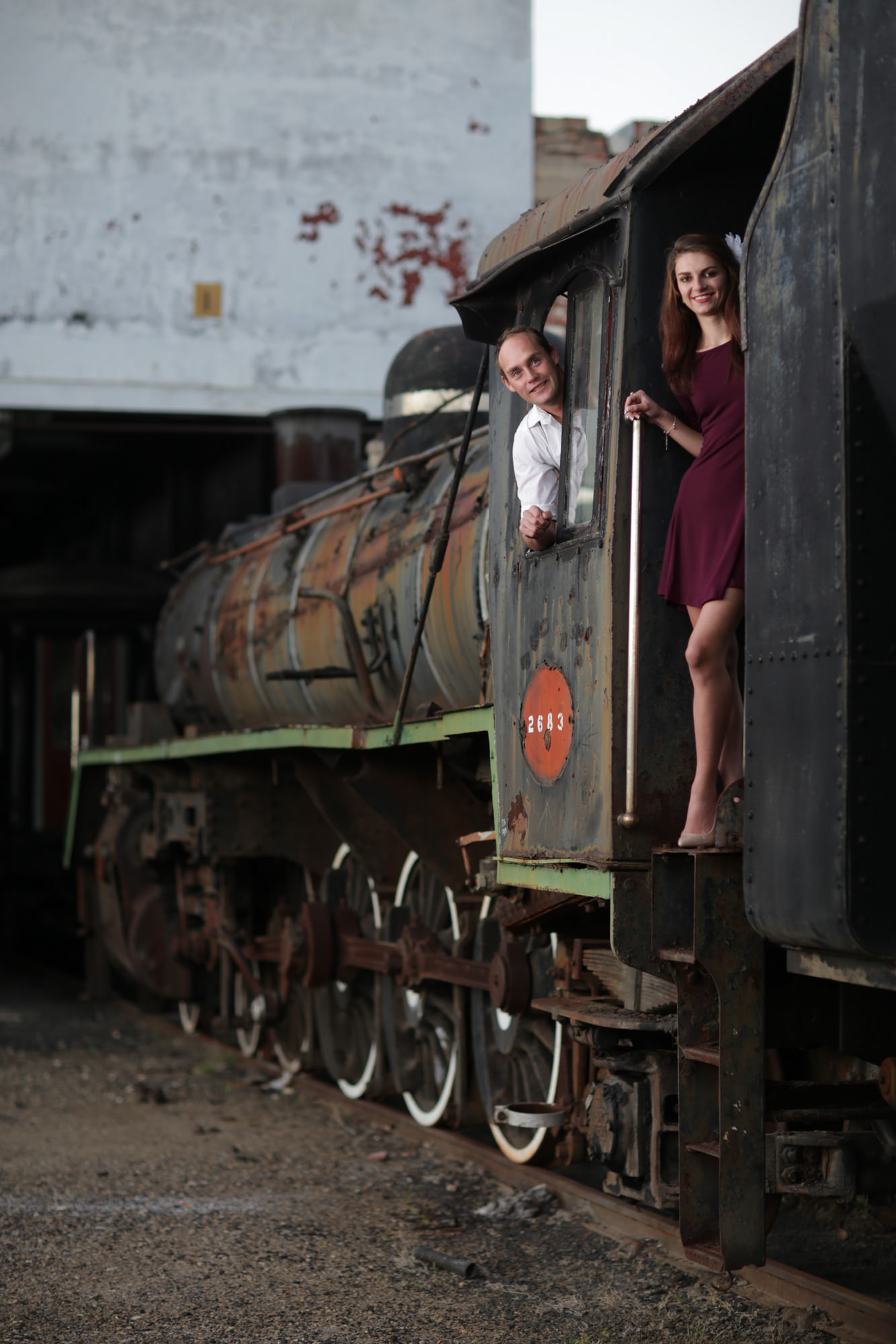 Yumar & Lounette - Couple shoot Mossel Bay (19)