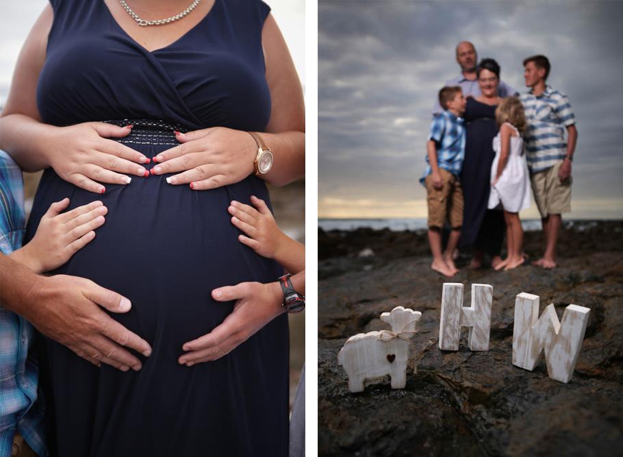 HW Maternity Photoshoot - Die Punt, Mosselbaai