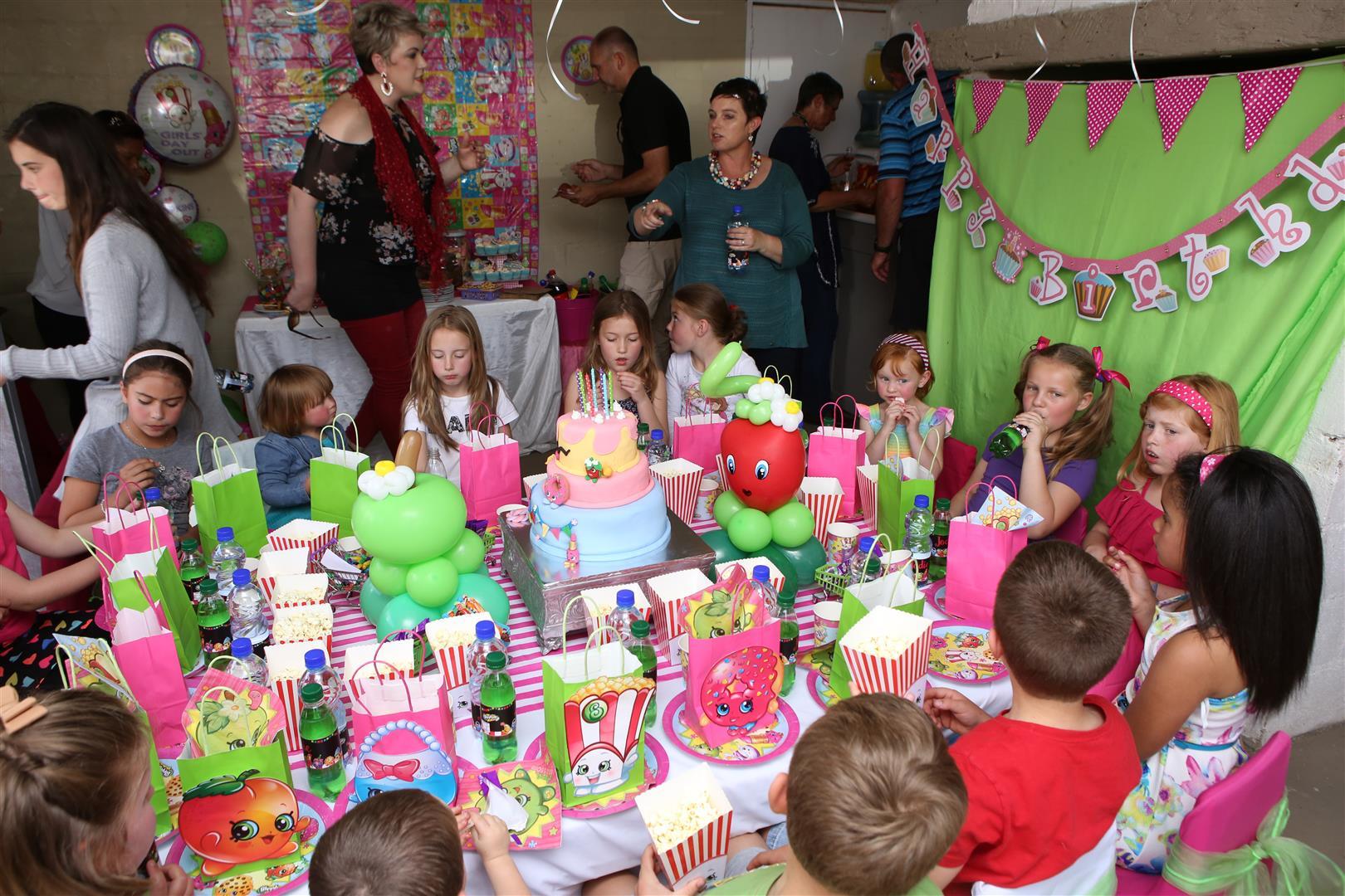 hartenbos Kids Party farm pony rides