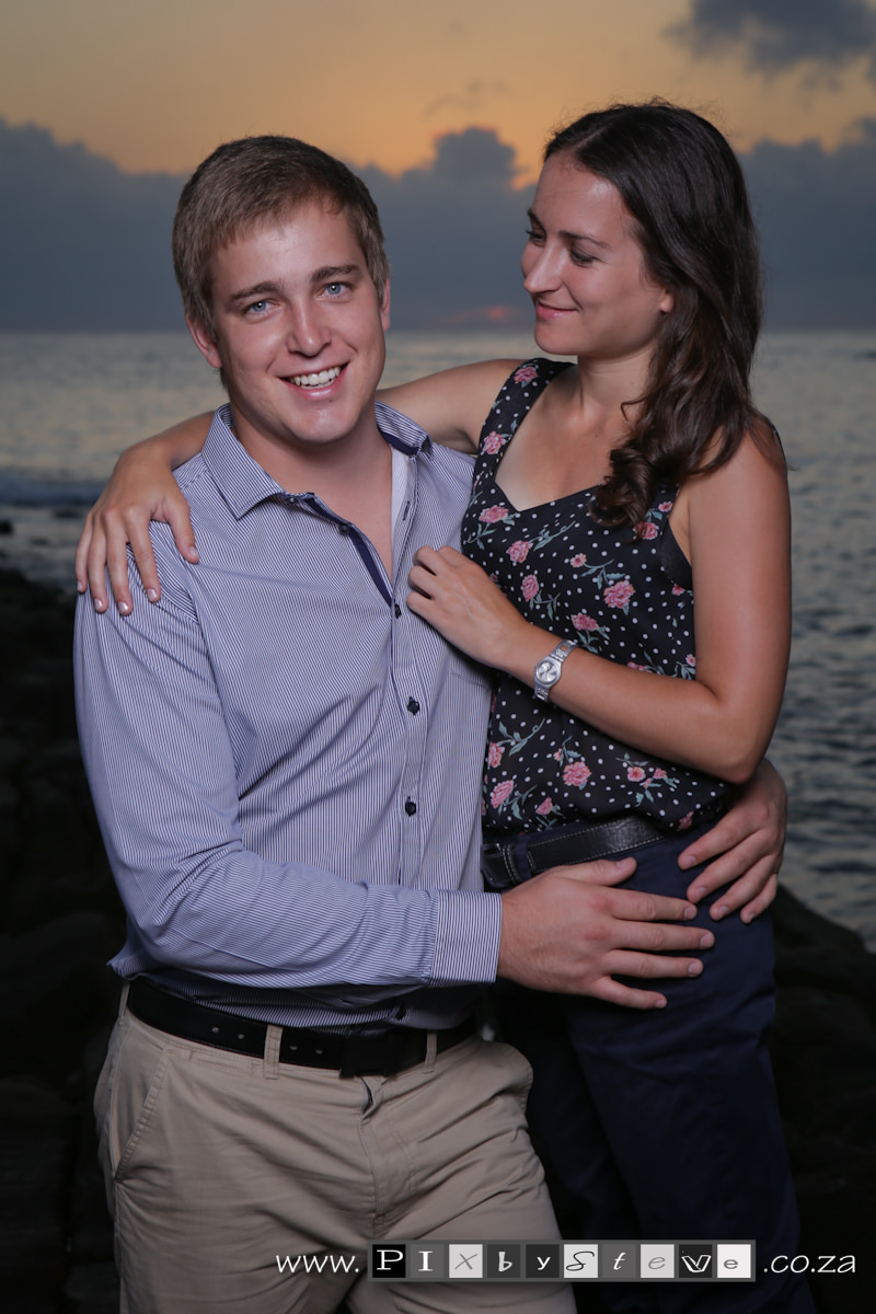 Ruan & Michelle Couple shoot beach sunrise(1812)