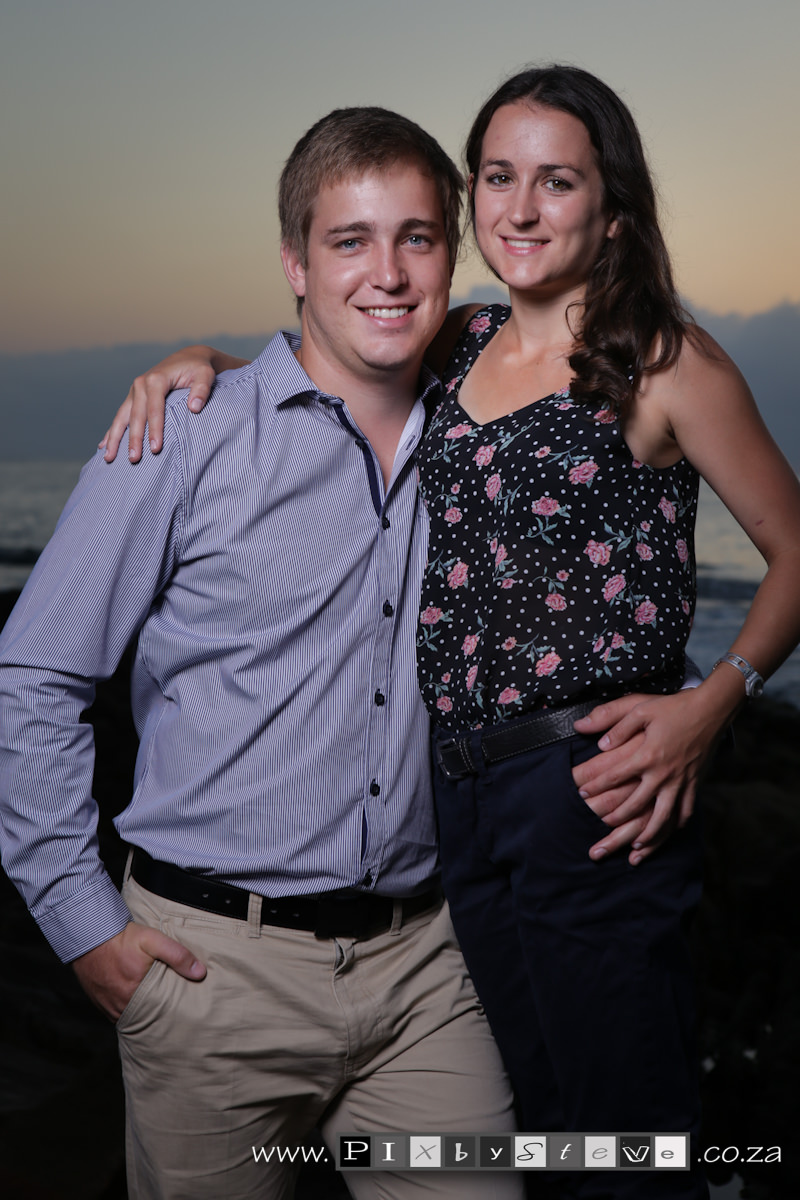 Ruan & Michelle Couple shoot beach sunrise(1813)